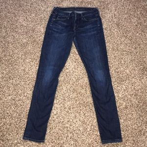 Citizens Of Humanity aveon skinny jeans